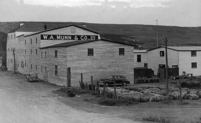W.A. Munn & Co. production facilities