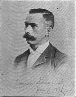 William Azariah Munn (ca. 1896)