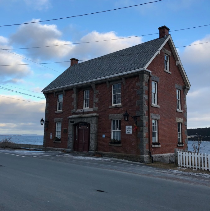 Customs House (ca. 1870), Municipal Heritage Site