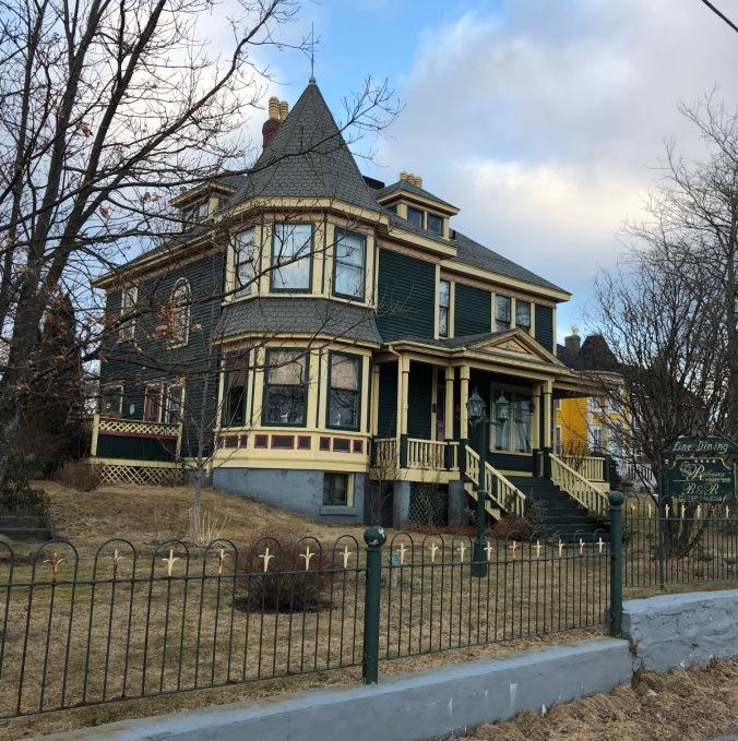 Rothesay House / Munn Residence / Godden Residence (1855/1906)