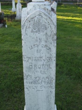 Brown, Edmund St. Pauls Hr. Grace