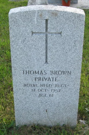 Thomas Brown (1896-1957)