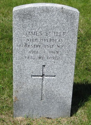 Butler, James R.C. Cem. Hr. Grace