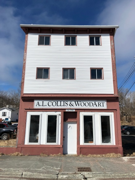 Former A.L. Collis & Sons piano factory