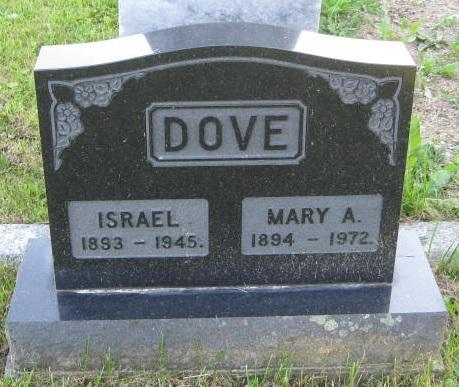 Dove, Israel St. Pauls Hr. Grace