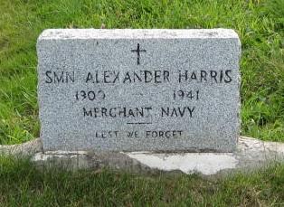 Harris, Alexander St. Pauls Cem. Hr. Grace