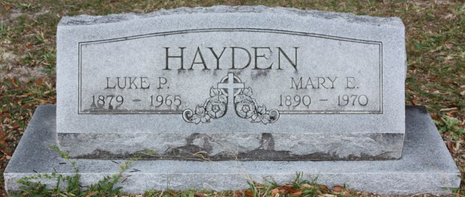 Hayden, Luke HS