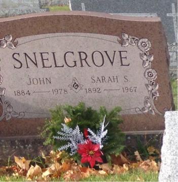 John Snelgrove HS