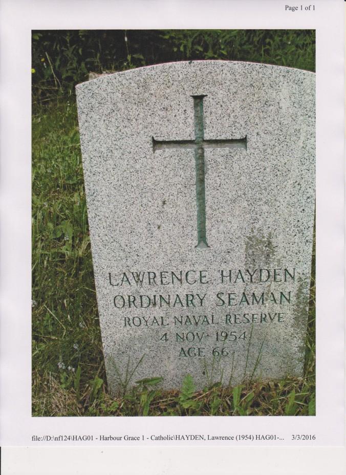 Lawrence Hayden HS