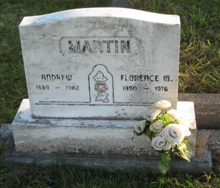 Martin, Andrew St. Pauls Hr. Grace
