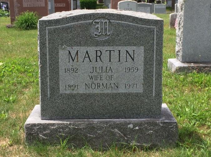 Martin, Norman