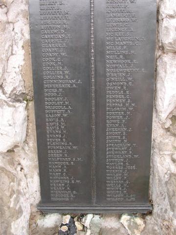 Mercantile Marine Memorial 2