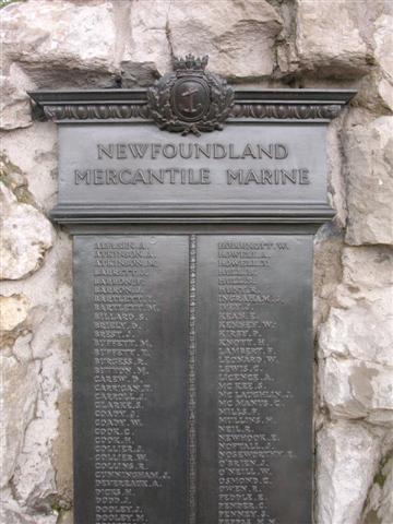 Mercantile Marine Memorial