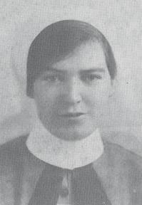 Nurse Frances Cron