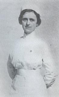 Nursing Sister Maysie Parsons