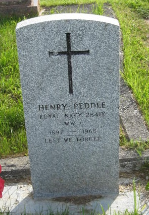 Peddle, Henry St. Paul's Cem., Hr. Grace, NL