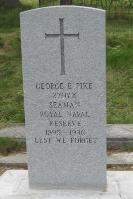 Pike, George E