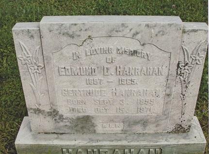 R.C. Cemetery Harbour Grace, NL