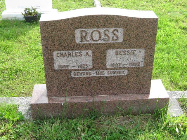 Ross, Charles St. Pauls Cem., Hr. Grace, NL