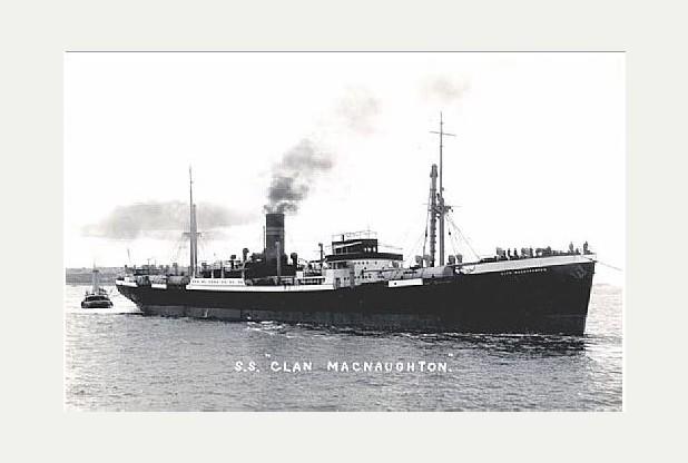 S.S. Clan McNaughton