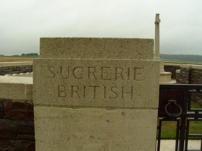 Sucrerie British Cemetery