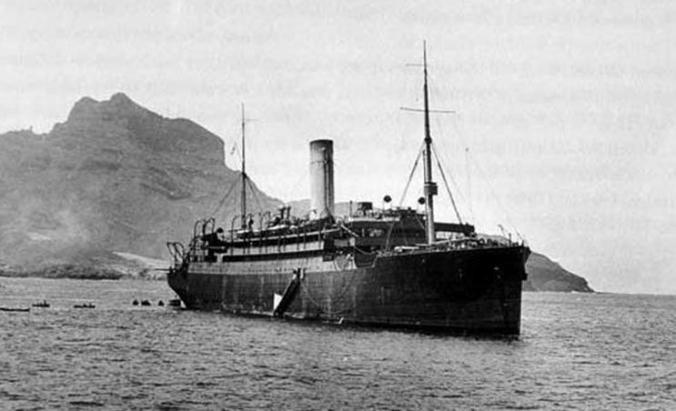 HMS Laurentic
