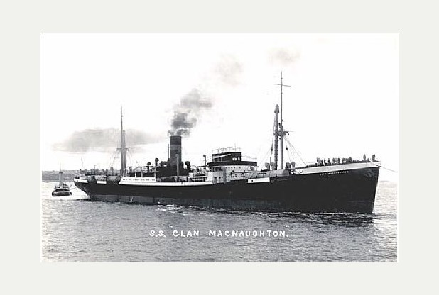 S.S. Clan McNaughton