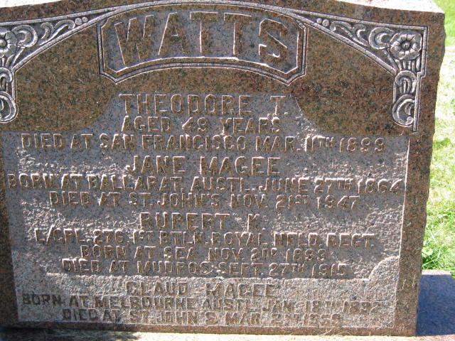 Watts, Rupert HS2