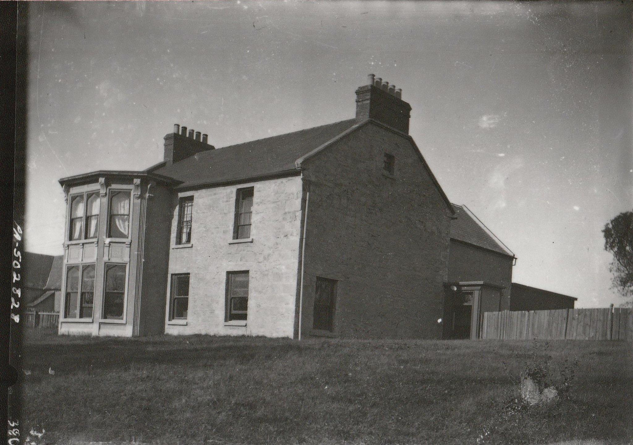 Ridley Hall, 1940