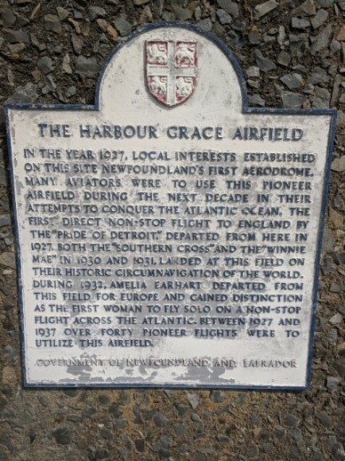 Airport Plaque