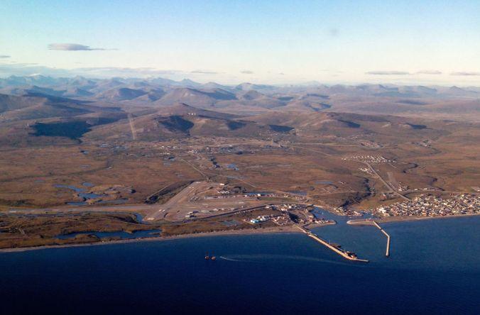 Nome, Alaska, near Solomon